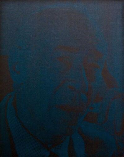 Gottfried Helnwein, 'Fire - Henry Miller', 1996