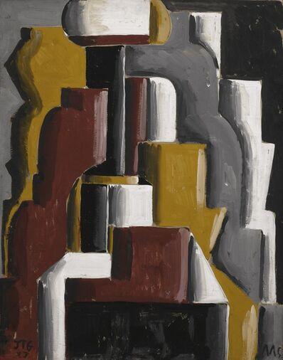Joaquín Torres-García, 'Formas abstractas ensambladas (Assembled Abstract Forms)', 1937