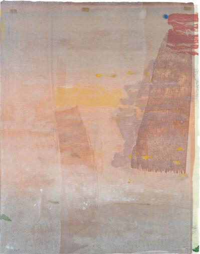 Helen Frankenthaler, 'Monoprint V, from Monoprint, Monotype Series', 1981