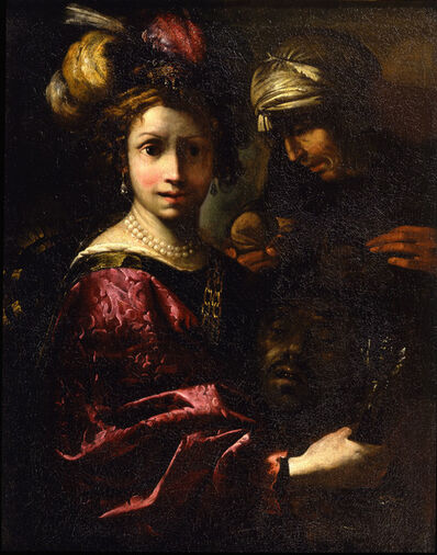 Claude Vignon, 'Judith with the Head of Holofernes ', ca. 1620