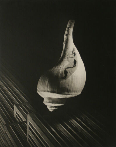 Barbara Morgan, 'City Shell', 1938
