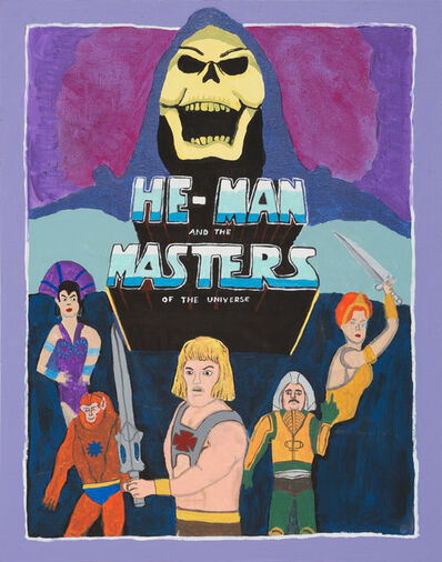 Marc Etherington, 'Masters of the Universe', 2015