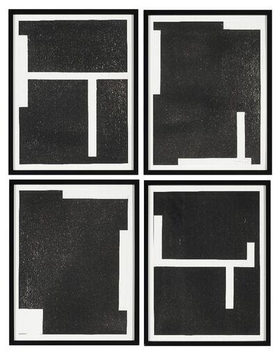 Jesús Matheus, 'Quartet Series I (set of four)', 2009