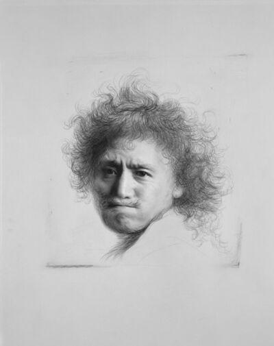 Yasumasa Morimura, 'Face Study V', 1994