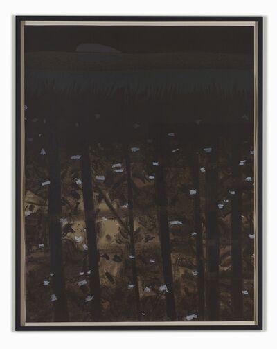 Alex Katz, 'Black Brook 10', 1995