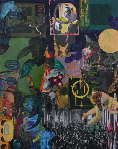 Ann Fischman, 'Upside Down and Inside Out', 2019