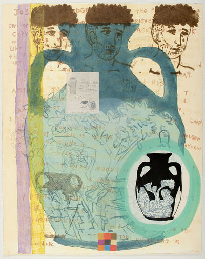 Squeak Carnwath, 'Stolen Made', 2007