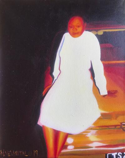 Mashudu Nevhutalu, '80's Nightlife', 2019