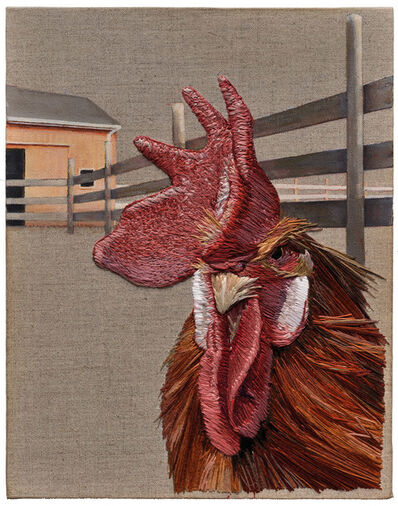Mary Snowden, 'Rooster'