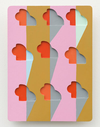 Martha Clippinger, 'Puzzlin' Evidence', 2015