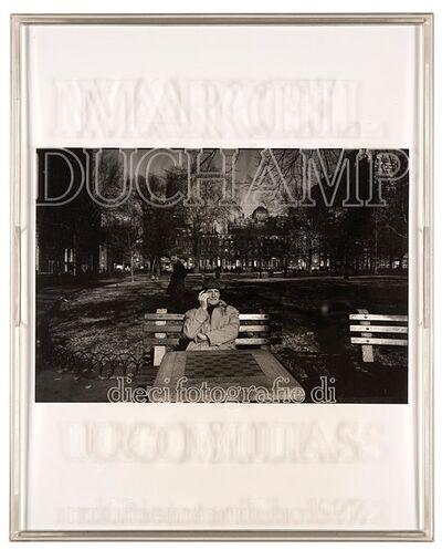 Ugo Mulas, 'Marcel Duchamp, New York', 1967