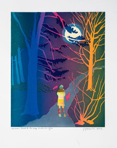 Tom Hammick, 'Narrow Road to the Deep North', 2019