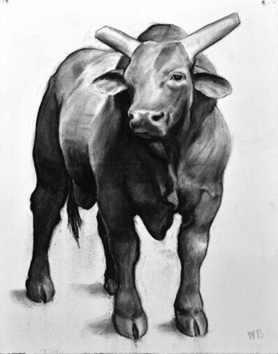William Beckman, 'Bull: Wyoming', 2018