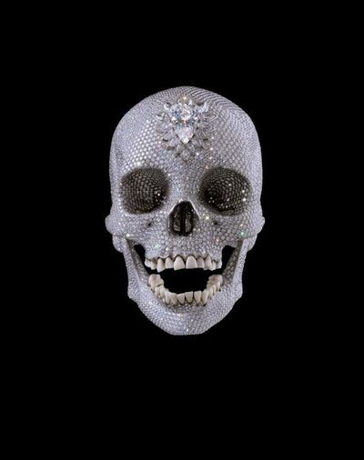 "Damien Hirst, '""For The Love Of God""', 2012"