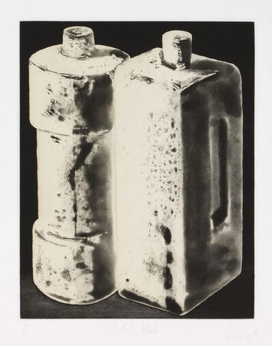 Tony Cragg, 'Two Bottles State 1', 1988