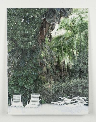 Renata Fernandez, 'Deck Chairs  No.7', 2017