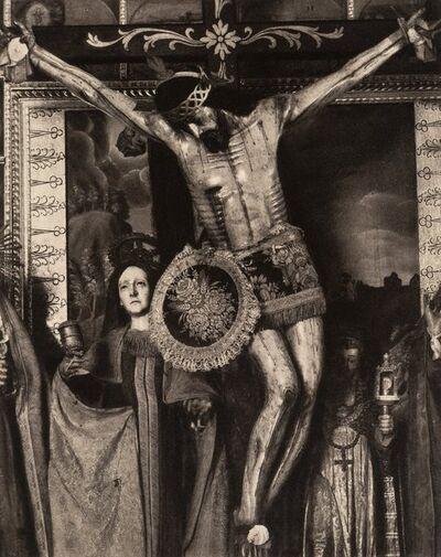 Paul Strand, 'Cristo, Oaxaca', 1933