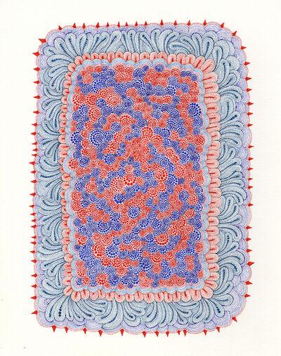 Miki Lee, 'Drawing #9', 2016