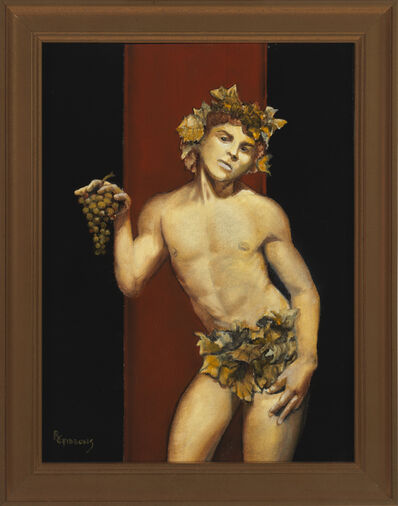 Richard Gibbons, 'Young Bacchus', 2019