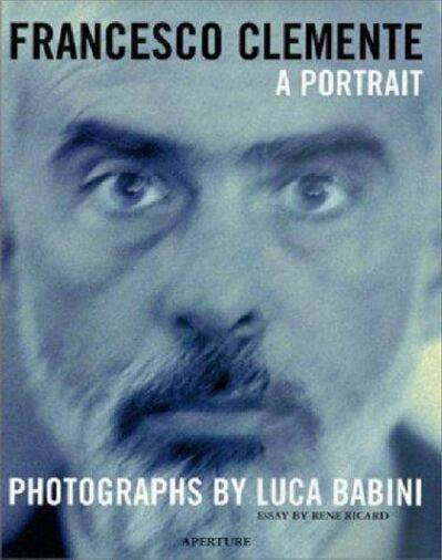 Francesco Clemente, 'Francesco Clemente, A Portrait, Photographs by Luca Babini', 1999