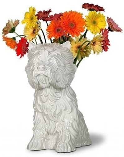 Jeff Koons, 'Sculpture Puppy', 1998