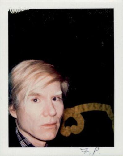 Andy Warhol, 'Andy Warhol', 1971