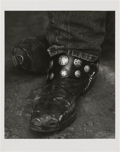 Herb Ritts, 'Bruce Springsteen (Detail II), New York', 1992