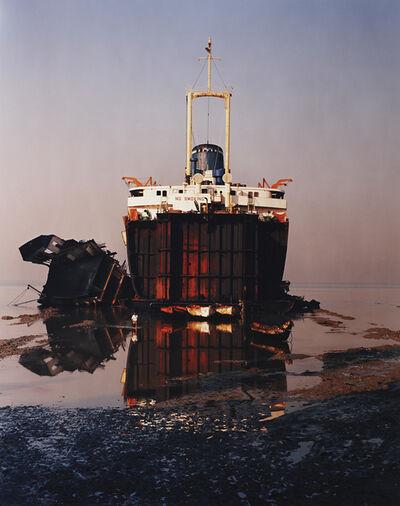 Edward Burtynsky, 'Shipbreaking #31, Chittagong, Bangladesh', 2000