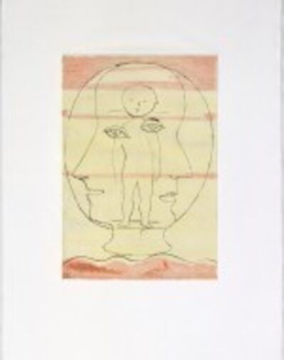 Louise Bourgeois, 'Self Portrait', 1990