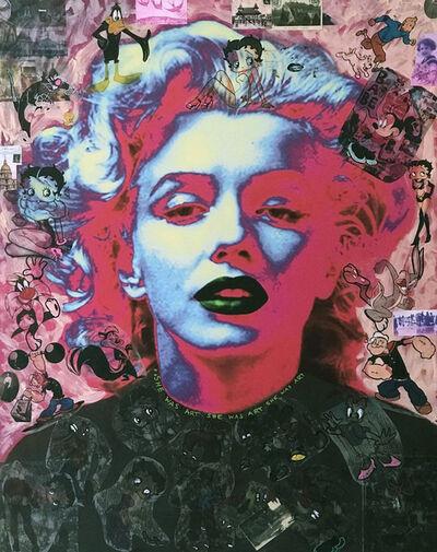 Gilda Oliver, 'HOT PINK MARILYN', 2014