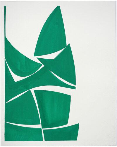 Joanne Freeman, 'Viridian 30A', 2021