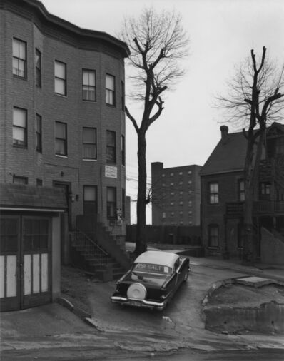 George Tice, 'Car for Sale, Paterson, NJ', 1969