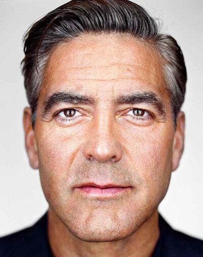 Martin Schoeller, 'George Clooney', 2007