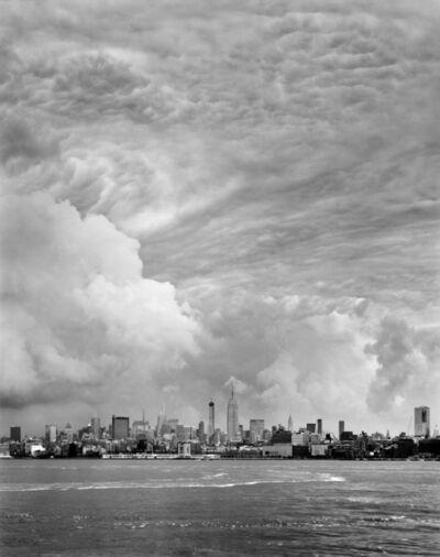 Mitch Epstein, 'Clouds #33, New York City', 2014