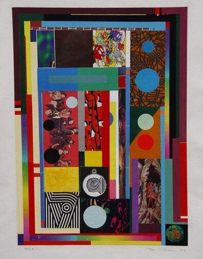 Peter Phillips, 'Composition C.9', 1993