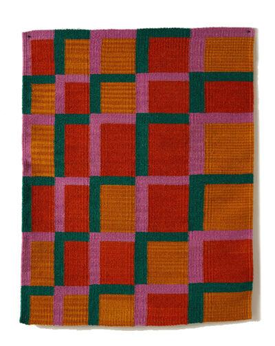 Martha Clippinger, 'Cuadricula (Naranja)', 2019