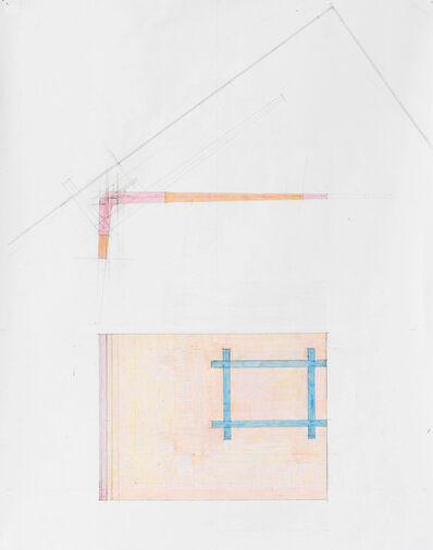 Richard Rezac, 'Study for Pane', 2020