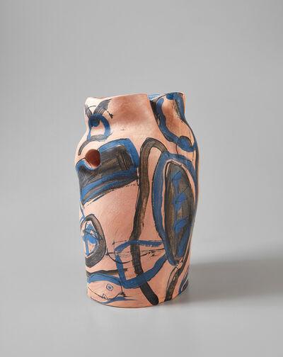 """Alison Britton, '""""Pink Jar""""', 1998"""
