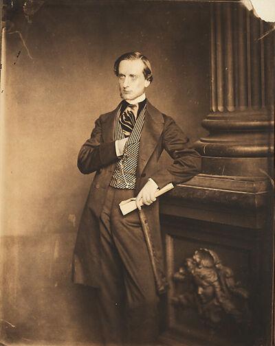 Antoine-Samuel Adam-Salomon, 'Eugene Bethemont, French Minister', 1860c/1860c