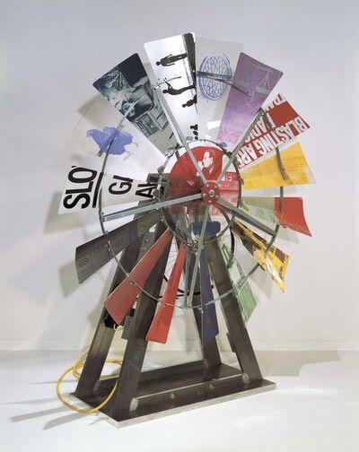 Robert Rauschenberg, 'Eco-Echo I', 1992–93