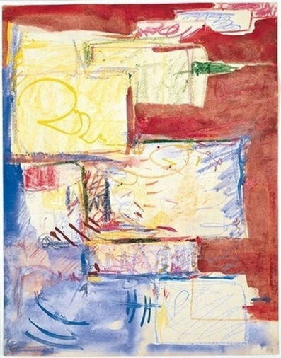 Hans Hofmann, 'Composition I', 1941