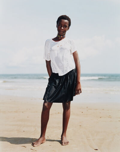 Rineke Dijkstra, 'Libreville, Gabon, June 2', 2002