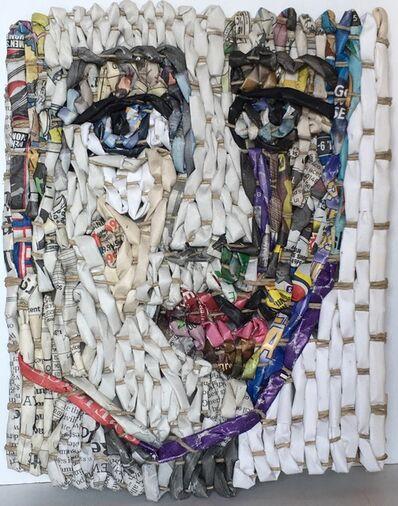 Gugger Petter, 'FEMALE HEAD/ MAESTA #49', 2017