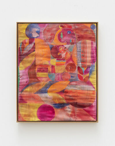 Alexander Tovborg, 'sacred love (cæcilie med dea) (II)', 2021
