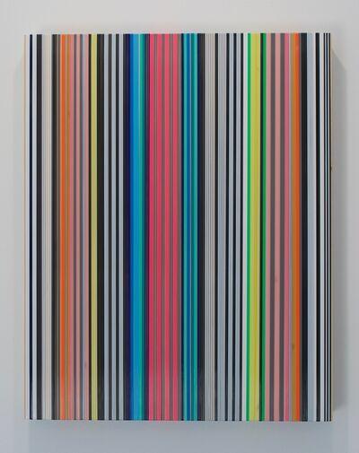 Daniel Bruttig, 'Las Rayas', 2017