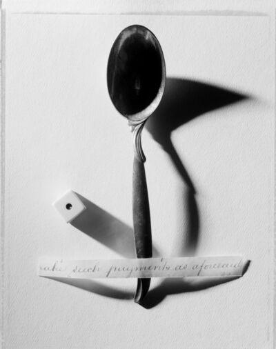 Geof Kern, 'Untitled (Spoon, die)', 1988