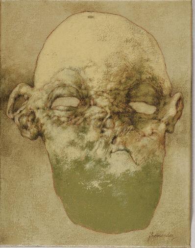 "José Hernández, '""Máscara velada VI""', 2008"