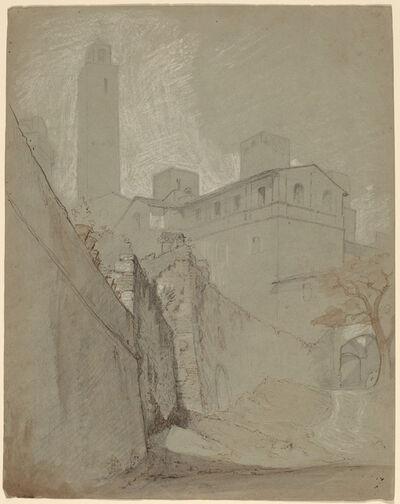 Elihu Vedder, 'Orvieto', ca. 1890