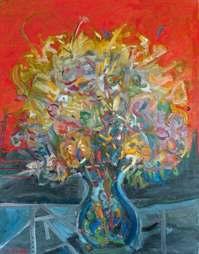 Yehouda Chaki, 'Spring Flowers 1815', 2018