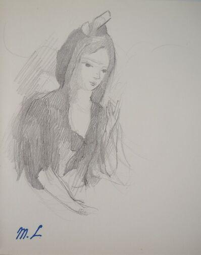 Marie Laurencin, 'Elegant Young Woman, 1953', 1953